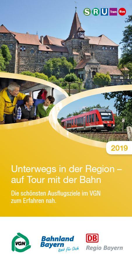 Ausflugstipps Von Db Regio Bayern Und Vgn Wochenzeitung