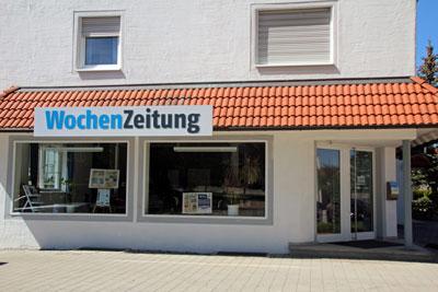 Wochenzeitung - Altmuehlfranken - Weissenburg