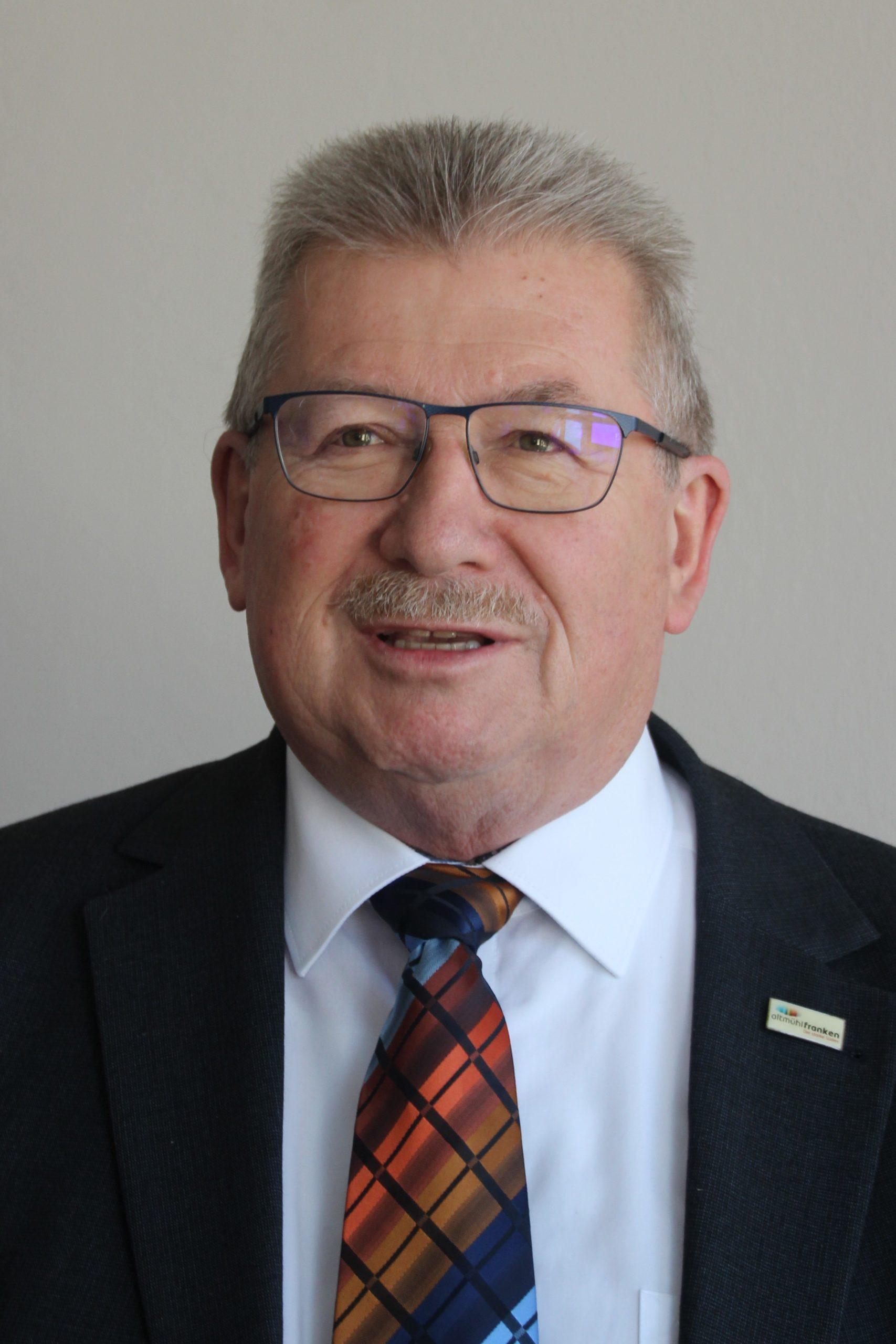 Landrat Gerhard Wägemann
